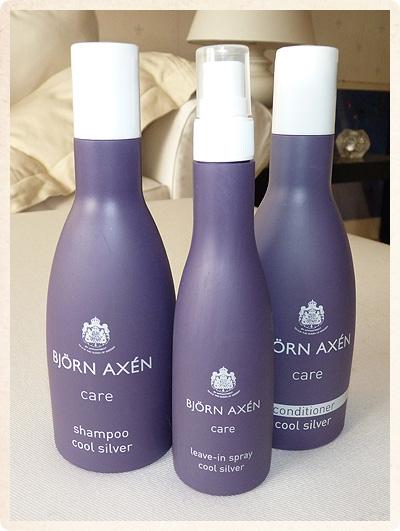 spray för grått hår